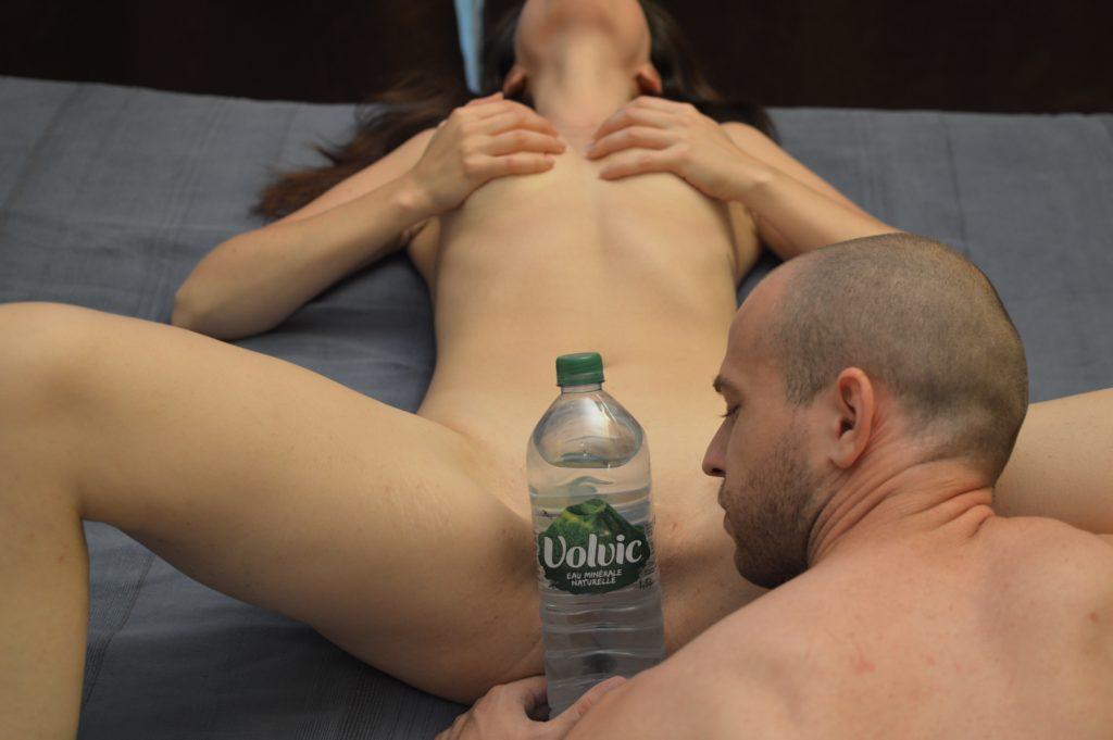volvic femme sexy